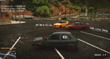Opel Corsa B V8