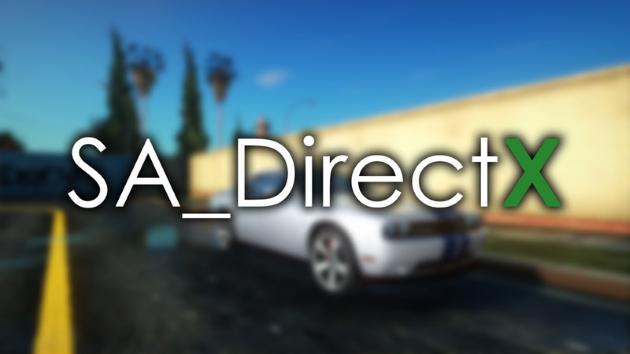 SA_DirectX 2.0
