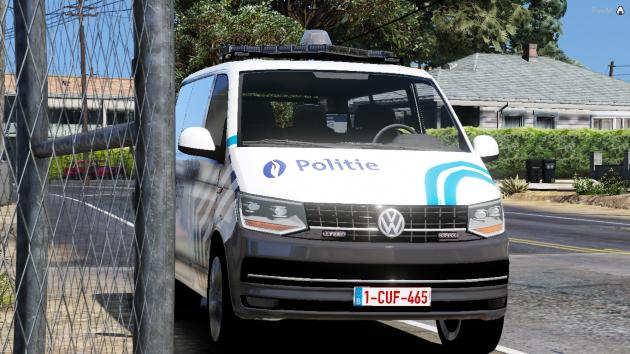 Volkswagen Transporter T6 België