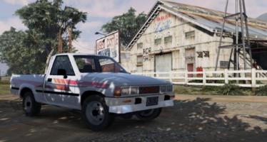 1985 Nissan Datsun