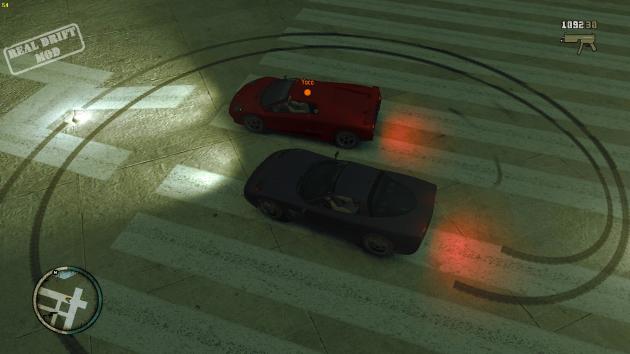Universal Drift Extreme Handling