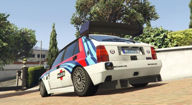 Lancia Delta Integral