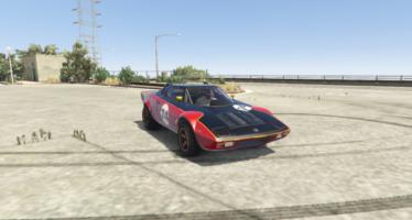 Lancia Stratos Gr 4