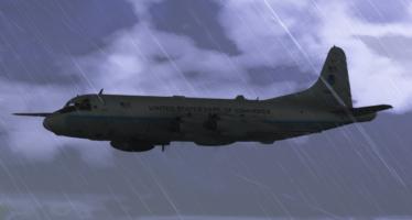 Lockheed WP-3D Orion NOAA