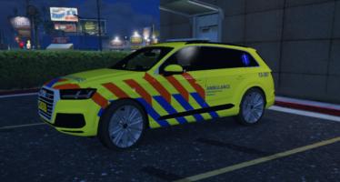 Audi Q7 Ambulance