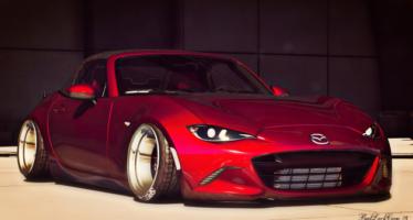 Mazda MX5 Stance