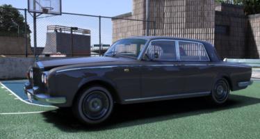 Rolls-Royce Silver