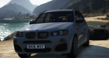 Unmarked BMW X3