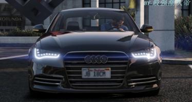Audi A6 Skylight Edition