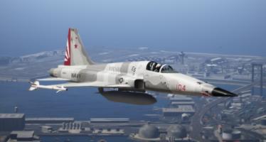 F-5E Aggressor US Navy