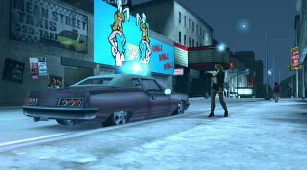Grand Theft Auto III на android