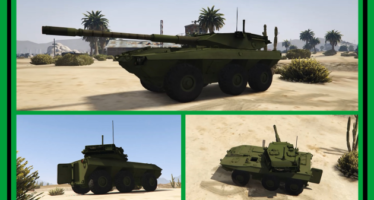 LAV-600 Deadly Sniper