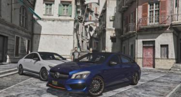 Mercedes-AMG CLA 45 Shooting Brak