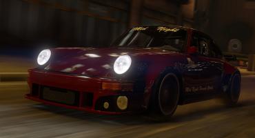 Porsche 930 Midnight Club