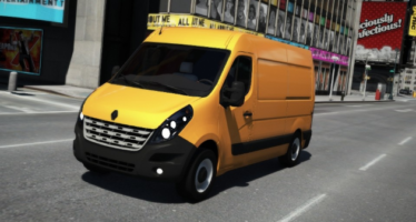 Renault Master L2H2 Panel Van