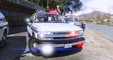 Suburban sheriff