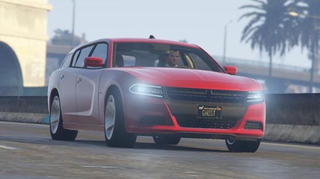 Dodge Magnum 2018