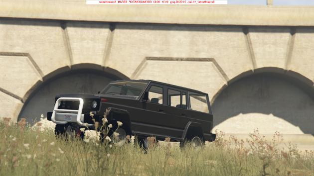 Nissan patrol V1