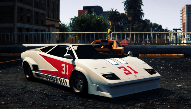 Pegassi Torero - Improved