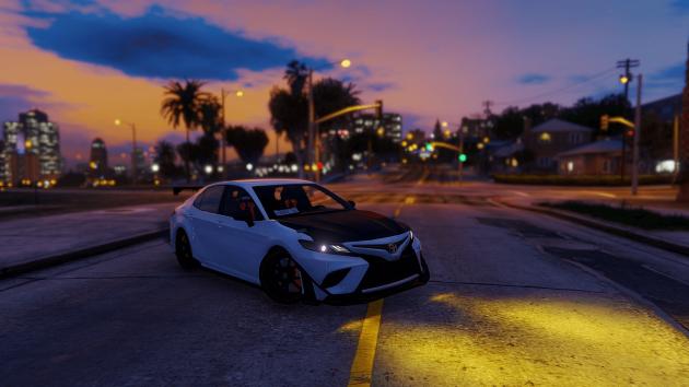 Toyota Camry XSE