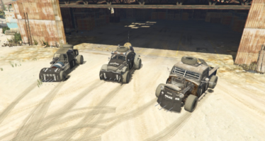 Zombie Car Pack
