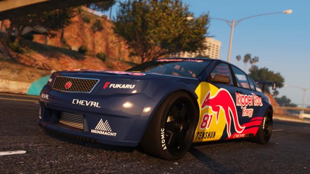 Cheval Fugitive V8 Super Circuit