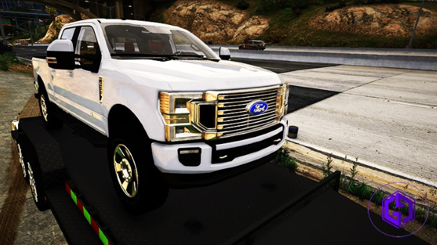2020 Ford F-350 King Ranch