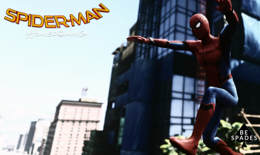 Spider-Man — Civil War Homecoming