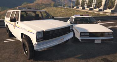 Yankton Police Cars