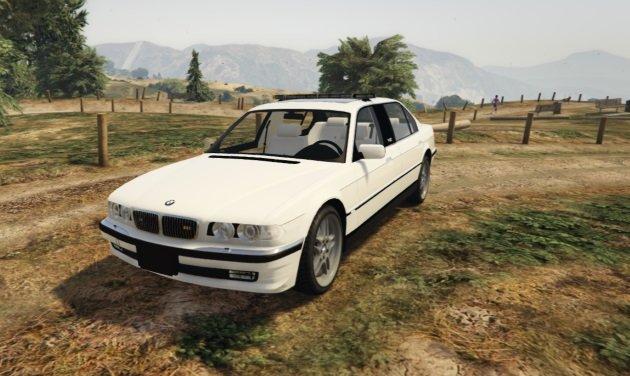 BMW L7 Civil Police