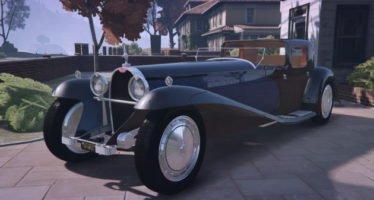 1927 Bugatti Type 41 Royale