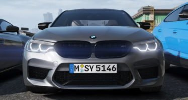 2019 BMW M5 F90 Competition