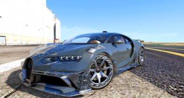 Bugatti Chiron Mansory