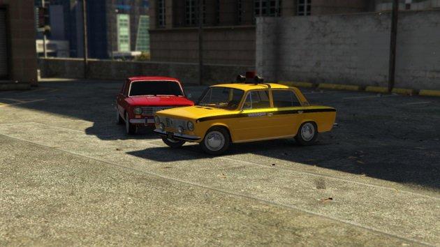 АвтомобилиVAZ 2101 Pack (Akrom)