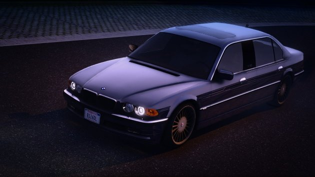 2001 BMW Alpina B12 6.0 Lang