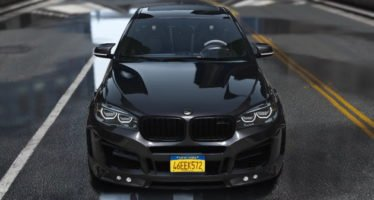 BMW X6M Lumma CLR