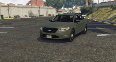 Ford Taurus Civ version