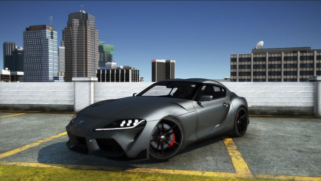 2020 Toyota Supra GR A90
