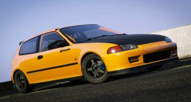 Spoon Sports Honda Civic SIR