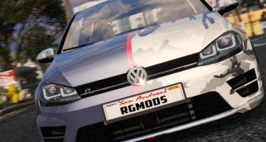 Volkswagen Golf R Dark