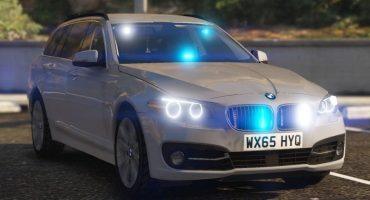 2015 RPU Unmarked BMW 530d