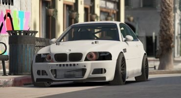 BMW E46 Drift Projekt