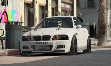 BMW E46 Drift Projekt, Add-On