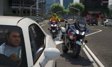 BMW r1200rt Dutch Police
