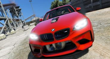 Drag BMW M2
