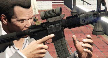 Сборник оружия для GTA 5
