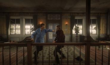 Simple Fight Club для Red Dead Redemption 2