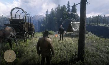 Дополнительные миссии для Red Dead Redemption 2