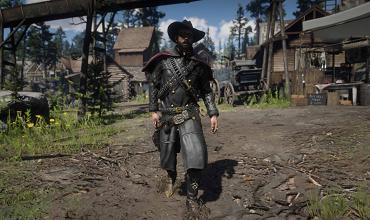 Меню одежды для Red Dead Redemption 2