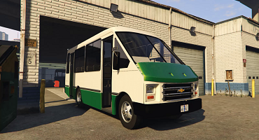 Chevrolet Casavan Microbus